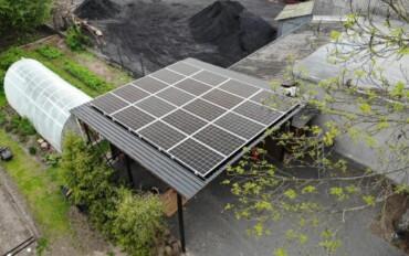 baterie słoneczne Dobrzyniewo Duże